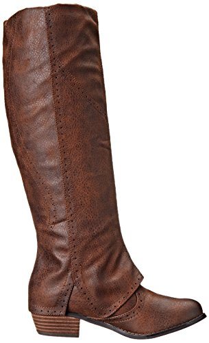 Not Rated Bailey Femmes Toile Botte Tan