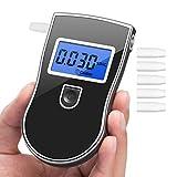 VicTsing Alcohol Tester, [New Version] Breathalyzer Digital Breath Analyzer With Semi-Conductor Sensor, Digital