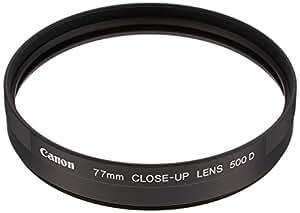 Canon Nahlinse, Nahlinse 77mm 500D
