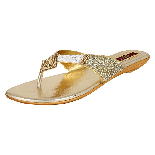 Authentic-Vogue-Wowmens-Party-Wear-Flat-Slip-On
