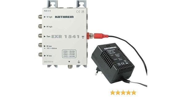 Kathrein Exr 1541 Satelliten Zf Verteilsystem Elektronik