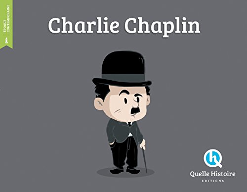 Charlie Chaplin par Patricia Crété