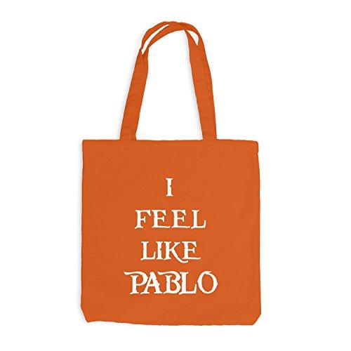 feel Pablo Jutebeutel Orange I Design Like Festival Style t5txFnqvH