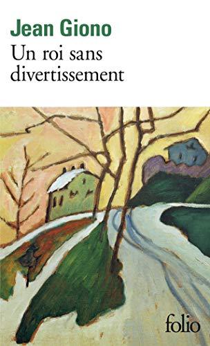 Chroniques, I:Un roi sans divertissement (Folio) por Jean Giono