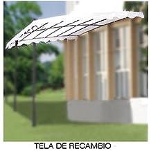 Papillon 8043612 - Tela Recambio para pergola Minorca
