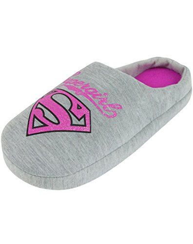 DC Comics Supergirl Glitter Women's Slippers (40 EU)