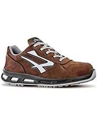 Upower - Calzado de Protección Para Hombre 41 Rockport Essential Details II Wingtip - Zapatos Brouges para Hombre  Color Gris ojH8shEcXq