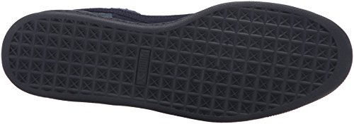 Puma 361372, Baskets Basses Mixte Adulte Bleu (Peacoat)
