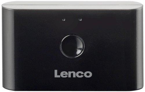 Lenco BTA-101 Bluetooth Adapter für Apple iPod Docking Station (30-polig, bis 10m)