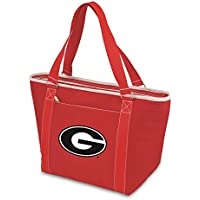 NCAA Georgia Bulldogs Topanga Insulated Cooler Tote by Picnic Time