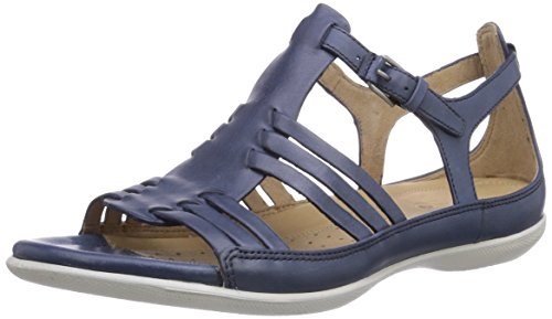 ECCO - Ecco Flash - Sandali da donna, colore blu, taglia 41