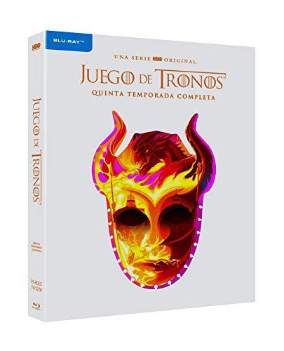 Juego De Tronos Temporada 5 Ed.Limitada R.Ball Blu-Ray [Blu-ray]