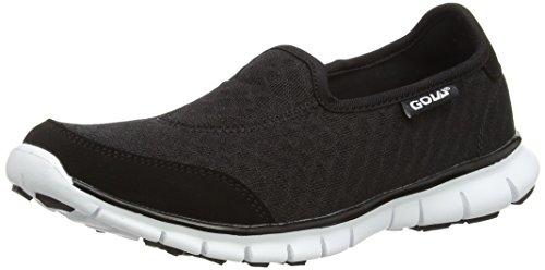 Gola Mystic 2 Damen Sneaker Schwarz (Schwarz/Weiß)
