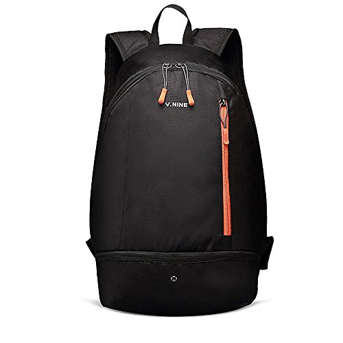 Esilife Sports Backpack, Gym Rucksack, Travel Bag with Shoes Compartment, Lightweight, Waterproof,...