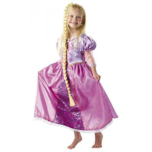 Imagen de rubie`s  disfraz infantil de rapunzel deluxe 887094 s