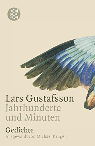 Buchcover: Jahrhunderte und Minuten: Gedichte Ausgewählt von Michael Krüger