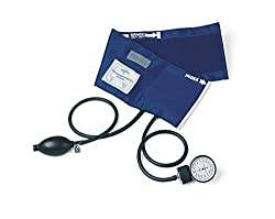 Medline Industries Mds9380 Latex-free Handheld Aneroid - Pvc - Adult