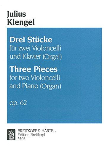 r 2 Celli und Klavier (Orgel) (EB 5503) ()