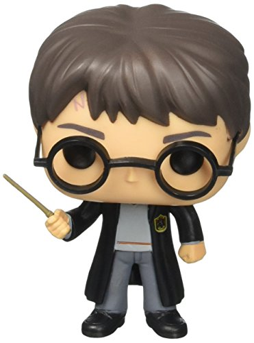 Funko - POP! Vinilo Colección Harry Potter - Figura Harry Potter (5858)