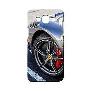 BLUEDIO Designer 3D Printed Back case cover for Samsung Galaxy E7 - G3045