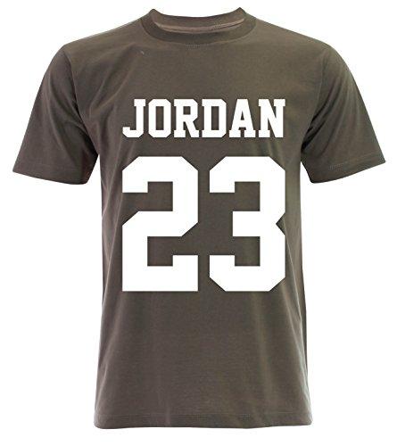 PALLAS Men's Jordan Sport T-Shirt Khaki