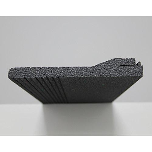 Verschlussdeckel-Formteil für ROKA-SAN-FLEX 1000 mm | für die Sanierung von alten Rolladenkästen