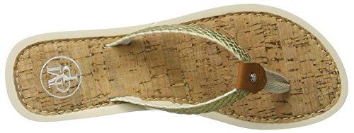 Marc O'Polo - 70314031002612 Beach Sandal, Sandali Donna Marrone (Bronze)