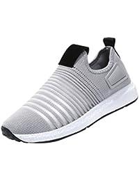 Zapatos de Deporte para Hombre Yesmile Moda Zapatos Causales de Viaje Zapatos