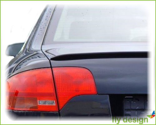 Car-Tuning24 50469940 Tuning A4 8E B7 S4 RS4 HECKSPOILER SPOILERLIPPE KOFFERRAUM SPOILER LIPPE HECKLIPPE