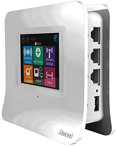 SECURIFI AL3-WHT-WW Complete Smart Home Wi-Fi system