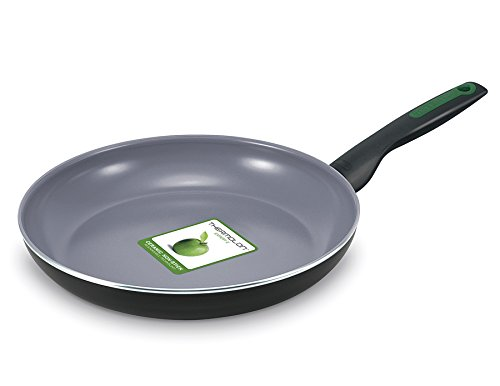 Greenpan Rio Aluminium-Bratpfanne ohne Deckel, 30cm, schwarz