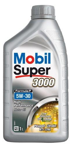 Mobil super 3000formula-p 0503515W-301litro