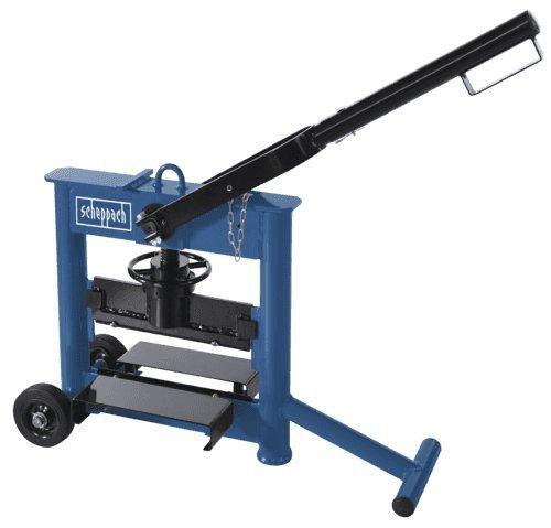 Preisvergleich Produktbild Scheppach Steintrenner bis 140 mm Schnitthöhe, 1 Stück, HSC130
