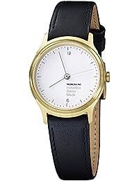 Mondaine Damen-Armbanduhr Helvetica No1 Light 26mm Analog Quarz MH1.L1111.LB