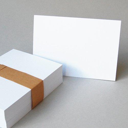 100 hochweiße Blanko-Recycling-Postkarten DIN A6, Vivus103 impact 300 g/qm 100{98a18f1b26f225fe0c60335f04d0e025adb5e348d060c5da4e55c27eb4a6a8b2} Recycling