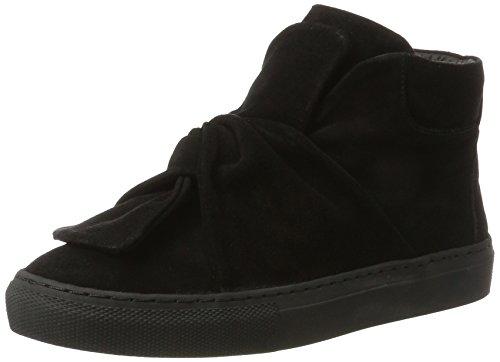 Bronx BX 1261 Byardenx, Sneaker a Collo Alto Donna nero (nero)