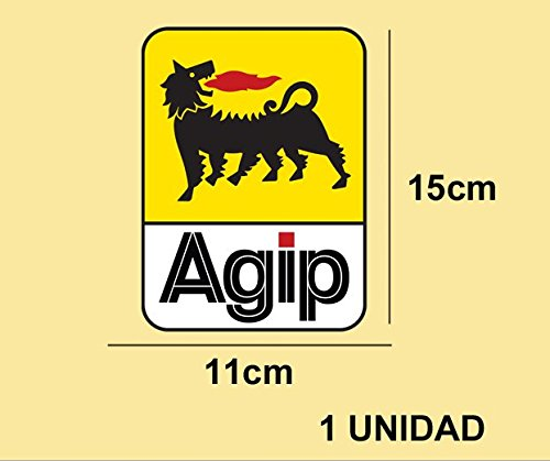 pegatinas-stickers-agip-ref-pd256-aufkleber-decals-autocollants-adesivi-moto-decals-motrocycle-color