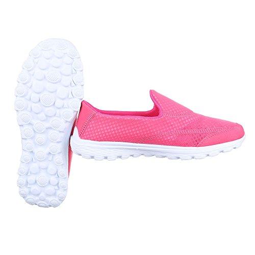 Ital-Design - Pantofole Donna Pink