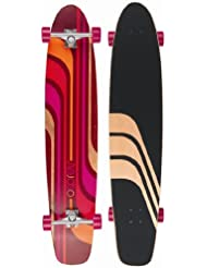 Osprey Seismic Wave Skateboard cruiser Violet/Orange/Rouge 112x23 cm