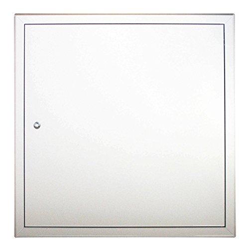 Revisionstür | Revisionsklappe | Decken- und Wandmontage | Softline | Stahlblech | weiß beschichtet | Alle Größen | Markenqualität RUG SEMIN (500x500)