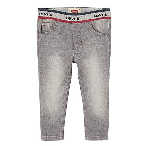 Levi's kids nn22014 25 trousers jeans, grigio (grey, 18-24 mesi (taglia produttore: 24m) bimbo