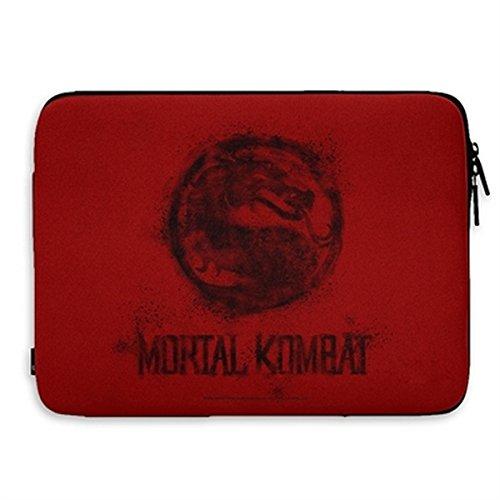 MORTAL KOMBAT - Laptop Sleeve 15in - Dragon : P.Derive (Mortal Kombat Dragon)