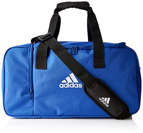 Adidas Tiro Du S Gym Bag, Unisex Adulto, Bold Blue/White, NS