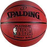 Spalding NBA Platinum Streetball braun