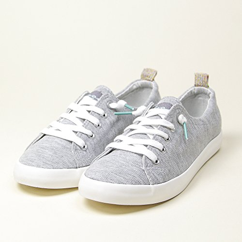Coolway Tuna, Chaussures à Lacets Femme gris (GRY)