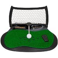 Carromco Uni Golf Simulator, grün, schwarz, weiß, 520x520x135, 70777