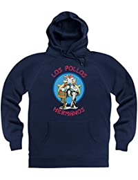 Official Breaking Bad - Los Pollos Hermanos Pull capuche, Pour homme