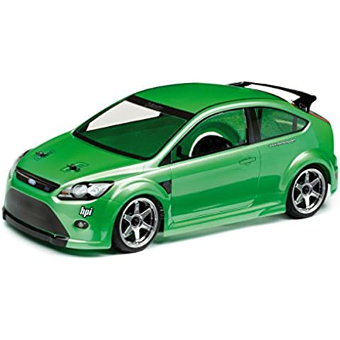 HPI Racing h105344–Ford Focus RS carrocería, 200mm