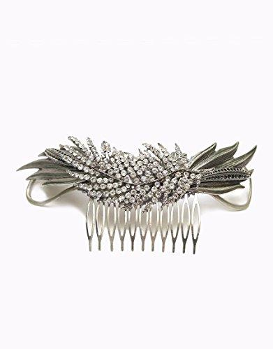 peineta-feather-plateado