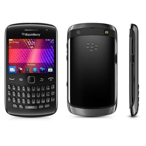 RIM BlackBerry Curve 9360 QWERTZ black ohne Simlock, ohne Branding, ohne Vertrag
